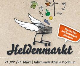 Heldenmarkt Ruhr 2014 mit FairBleiben