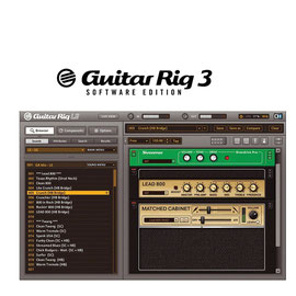 Guitar Rig 3LE £12.99