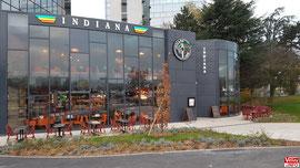 Indiana Café à Vélizy.