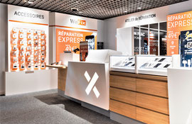 WeFix, filiale de Fnac Darty.