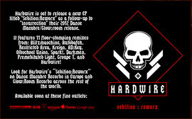 BLITZMASCHINE remix für Hardwire