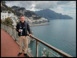 Joseph Harvey, Amalfi, Italie février 2014