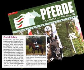 Reflex für Reiter