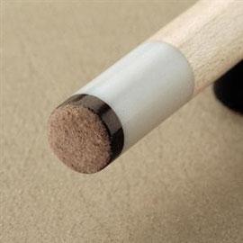 Le procédé : la fameuse rondelle de cuir