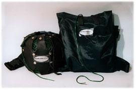 Cinturone e borsa