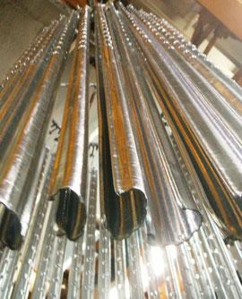 Pali in Metallo Zincati a Caldo