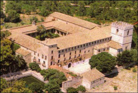 1ª ETAPA: GANDIA-MONASTIR DE COTALBA