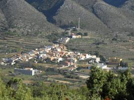 Vista de Pinet