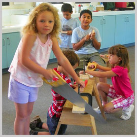 About Our Classes Kids Carpentry