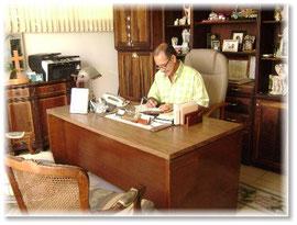 Sr.Octavio Malpica-Director Funeral