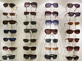 Bei Optik Gloyer finden Sie eine große Auswahl an Sonnenbrillen.