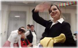 Faschingsfeier 2011