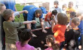Kindergarten - Gemeindegarten - Kirchengarten - Menschengarten... Hier geht noch mehr!