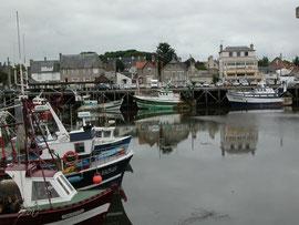 Un joli port, Grandcamp Maisy