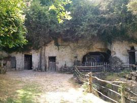 ferme-des-goupillières-Azay-le-Rideau-troglodyte-Vallee-Loire-Tours