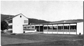 Schulhaus von 1963