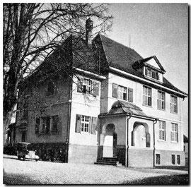 Schulhaus von 1913