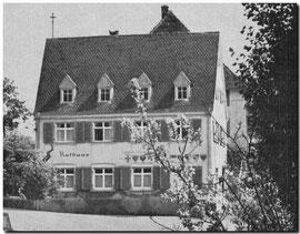 ältestes Schulhaus