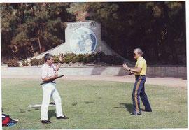 Robert et Bob Jarvis