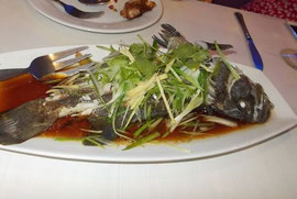 名前は忘れてしまいましたが美味しい魚でした!