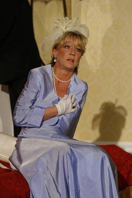 """Birgit Bock in """"Besuch aus der Vorstadt"""""""