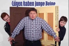 vlnr Dominik Greißing, André Grabbe, Birte Hellwig