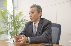 代表取締役社長 林昌弘