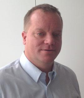 Liege Airport's VP Commercial Steven Verhasselt
