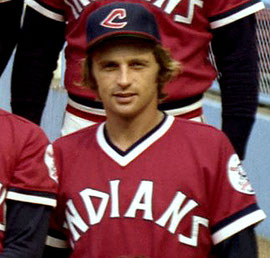 Duane Kuiper, seconda base dei Cleveland Indians, battè un solo fuoricampo in carriera nel 1977 (Ron Kuntz Collection/Diamond Images/Getty Images)