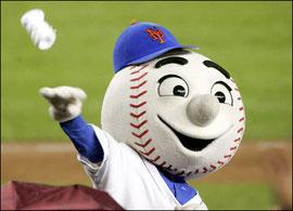 Pooh la mascotte dei Mets