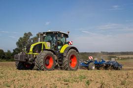 Bodenbereitung, Lohnarbeit, Bewirtschaftung, Warendorf, Gütersloh und Soest, Köckerling Quadro 460