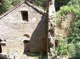 Eremo di Malavalle (Castiglione della Pescaia, Grosseto)