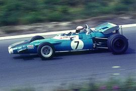 Jackie Stewart im MATRA Ford