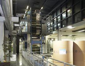 Das Druckhaus der reiff zeitungsdruck gmbh - Tradition seit über 200 Jahren.