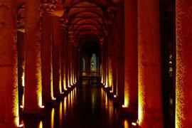 Basilika-Zisterne
