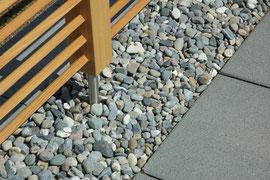 natursteine und kies ab lager eberhard gartenbau kloten
