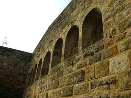 © Traudi *** Südmauer, außen