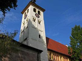 Kloster Denkendorf, Basilika - © Traudi