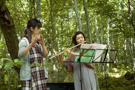 森の音楽会