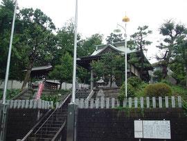 下田神社の社殿