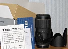 Tokina 50-135/2.8 Pro DX