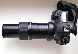 Canon MP-E 65/2.8 1x-5x Macro