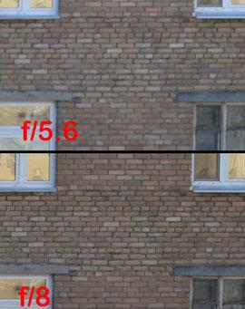 300 мм, кроп, f/5.6 и f/8.0