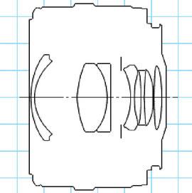 Оптическая конструкция (с сайта Canon)