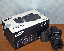 Samsung NX11 box