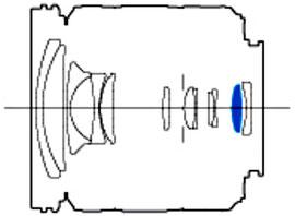 Оптическая схема (с сайта Samsung)