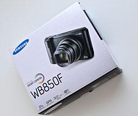 Samsung WB850F box