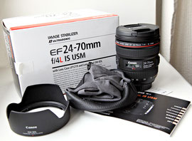 Canon EF 24-70/4 L IS