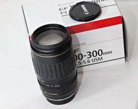 Canon EF 100-300/4.5-5.6 USM