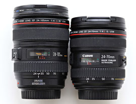 Canon 24-70/4 L IS